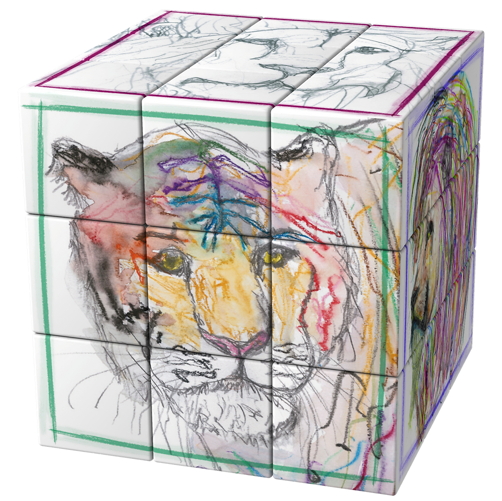 Purrrfect Special Edition Art-Cube (click to see full details)