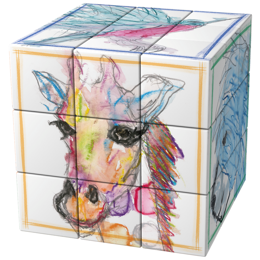 Rainbow Jungle Special Edition Art-Cube (click to see full details)