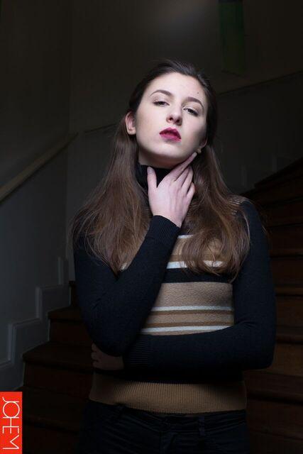 Gia in Style Model