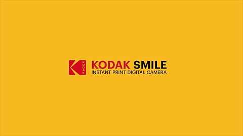Rachel Donahue in the Kodak Smile Instant Camera Commercial Ad Campaign.