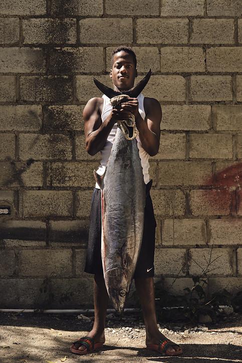 Fisherman @Dominican Republic