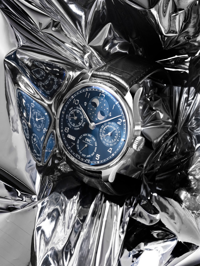 Iwc christmas campaign