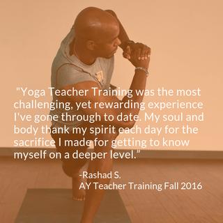 RAshad 200 HR Yoga Teacher