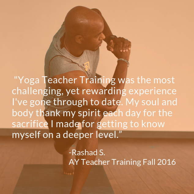 RAshad 200 HR Yoga Teacher