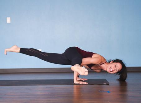 Behind the Awakened Yoga Name
