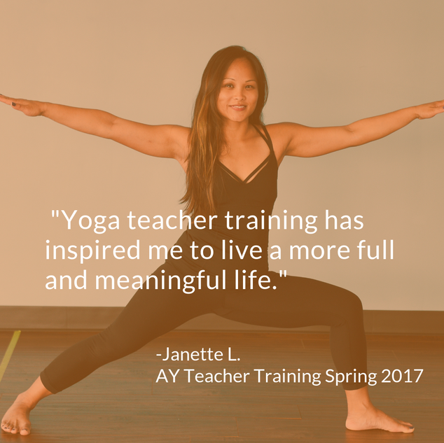 janette 200 HR Yoga Teacher