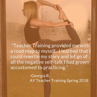 Georgia 200 HR Yoga Teacher