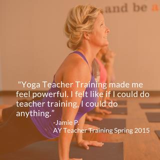 Jamie 200 HR Yoga Teacher