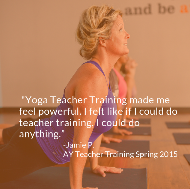 Jamie 200 HR Yoga Teacher