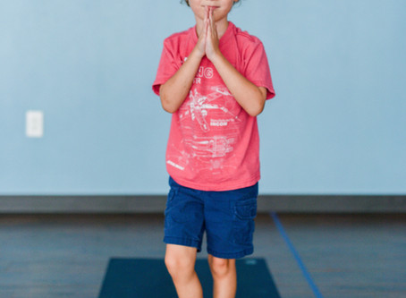 Four Ways Kids Benefit from Yoga