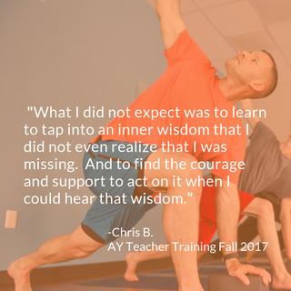 Chris B 200 HR Yoga Teacher