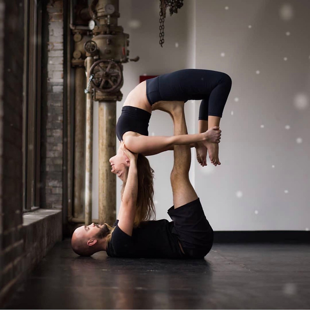 Partner Yoga Vs Acro Yoga