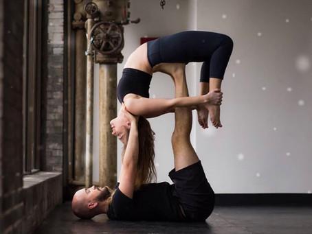 Partner Yoga vs. Acro Yoga