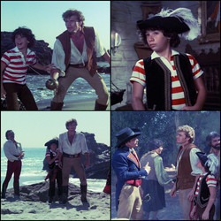 """""""Old Hickory and the Pirate"""""""