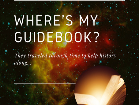 Where's my Guidebook? (Seriously, where is it already?)