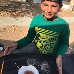 The students making artifacts#asacademysd #edleaders #edu #deeperlearning #growthmindset #communitye