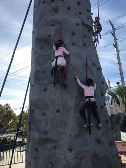 rock climbing 5