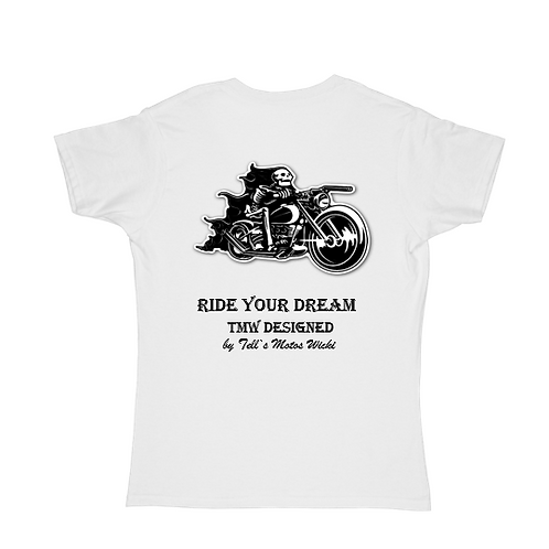 T-Shirt *Ride your Dream*