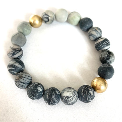 zen men's relaxation bracelet