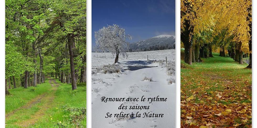 La nature au fil des saison