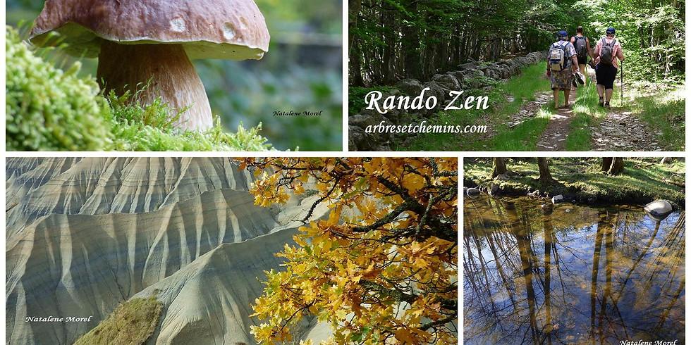 Rando Zen mardi 29 octobre de 10h à 17h