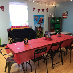Party Room Decorations