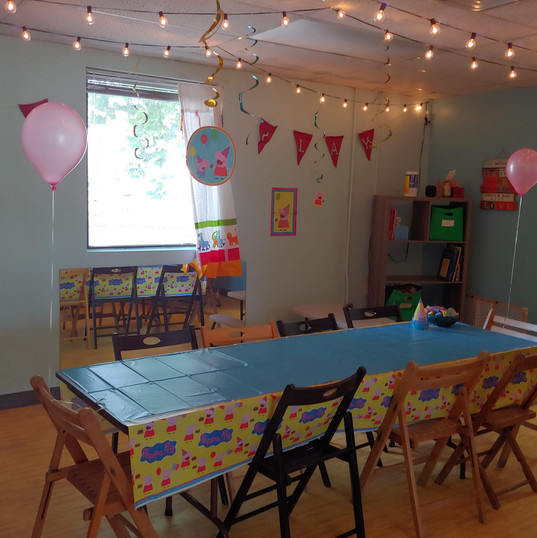 Themed Party Decorations