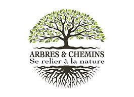 logo arbres et chemins