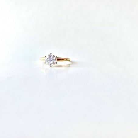 Cuida tu anillo de compromiso