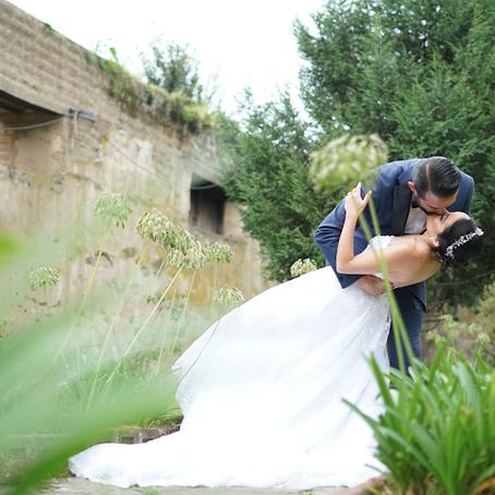 Una micro boda en tiempos de COVID