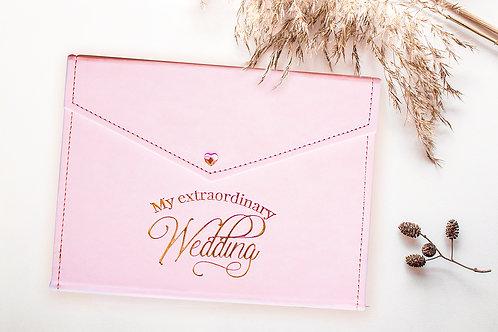 Agenda de novias - My Extraordinary Wedding