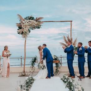 Cómo planear una boda en la playa