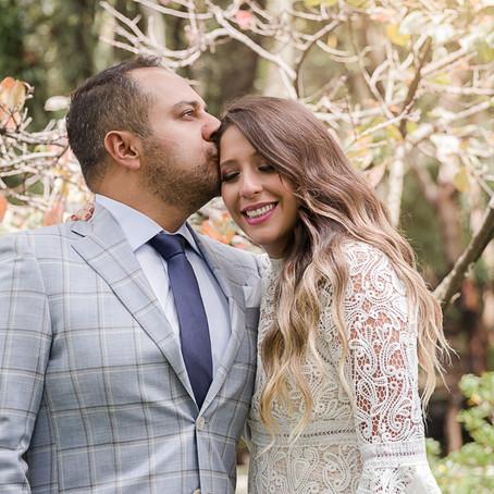 La micro boda de una Wedding Planner