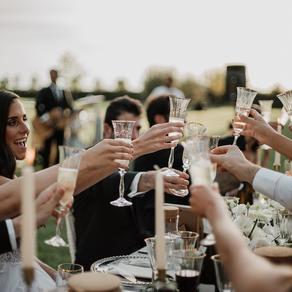 ¿Cómo sacarle el lado positivo al COVID-19 cuando te vas a casar?