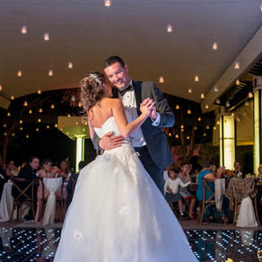 Bailes en las bodas