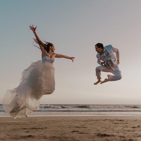 ¿Qué pasaría si te casaras entre semana?