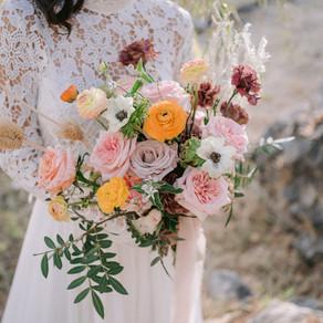 Tipos de ramos para novias