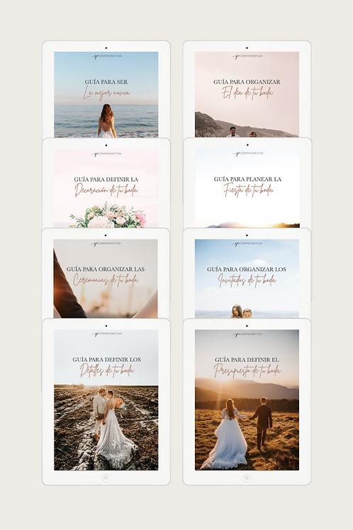Guías para planear tu boda