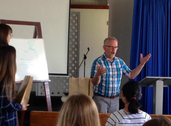 Chapel Service: Fetzer Memorial Christian School 2018