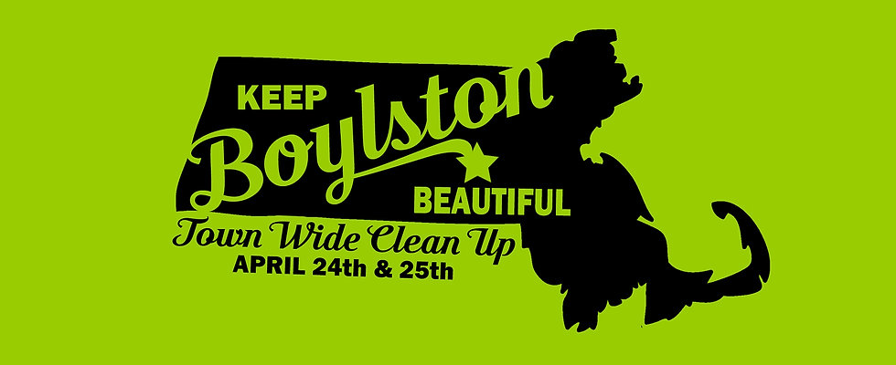 Keep Boylston Beautiful Event Cover Imag