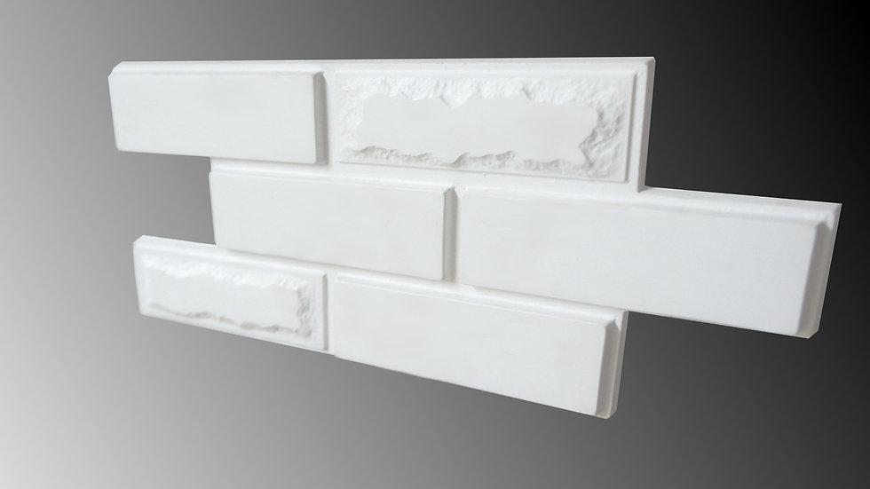 """Гипсовая 3D плитка """"Кирпичики"""""""