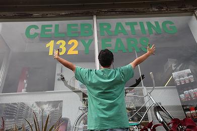 Celebrating 132 Years