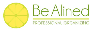 Be Alined Professional Organizing