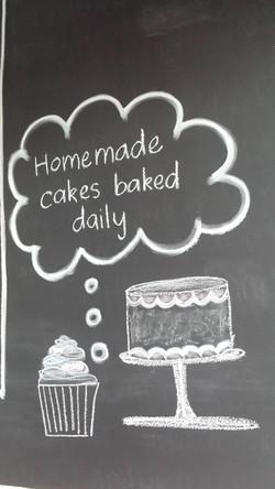 Homemade Cakes