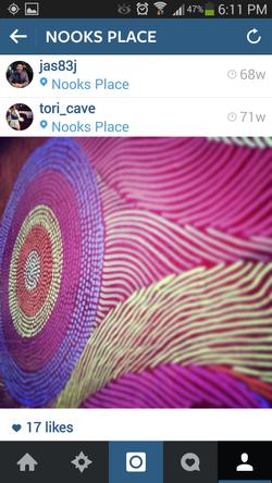 @tori_cave at Nooks Place