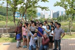 2014 단체사진 촬영