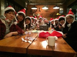 2014 year-end party