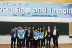 2013 Biosensing and Imaging 학회