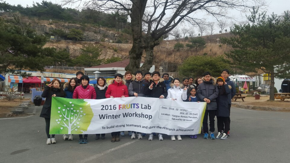 2016 Fruits lab workshop