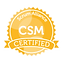 certified scrum master seal